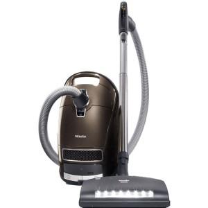 The Miele S8 S8990 UniQ Canister Vacuum
