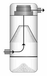 Filtered Central Vacuum Unit