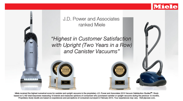 How To Compare Miele Vacuums, Series By Series