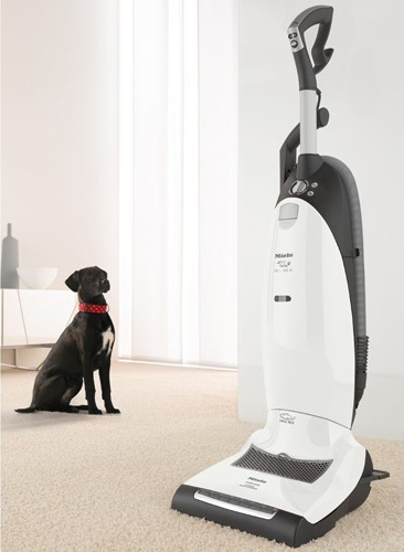 The Miele S7 Cat & Dog Upright Vacuum