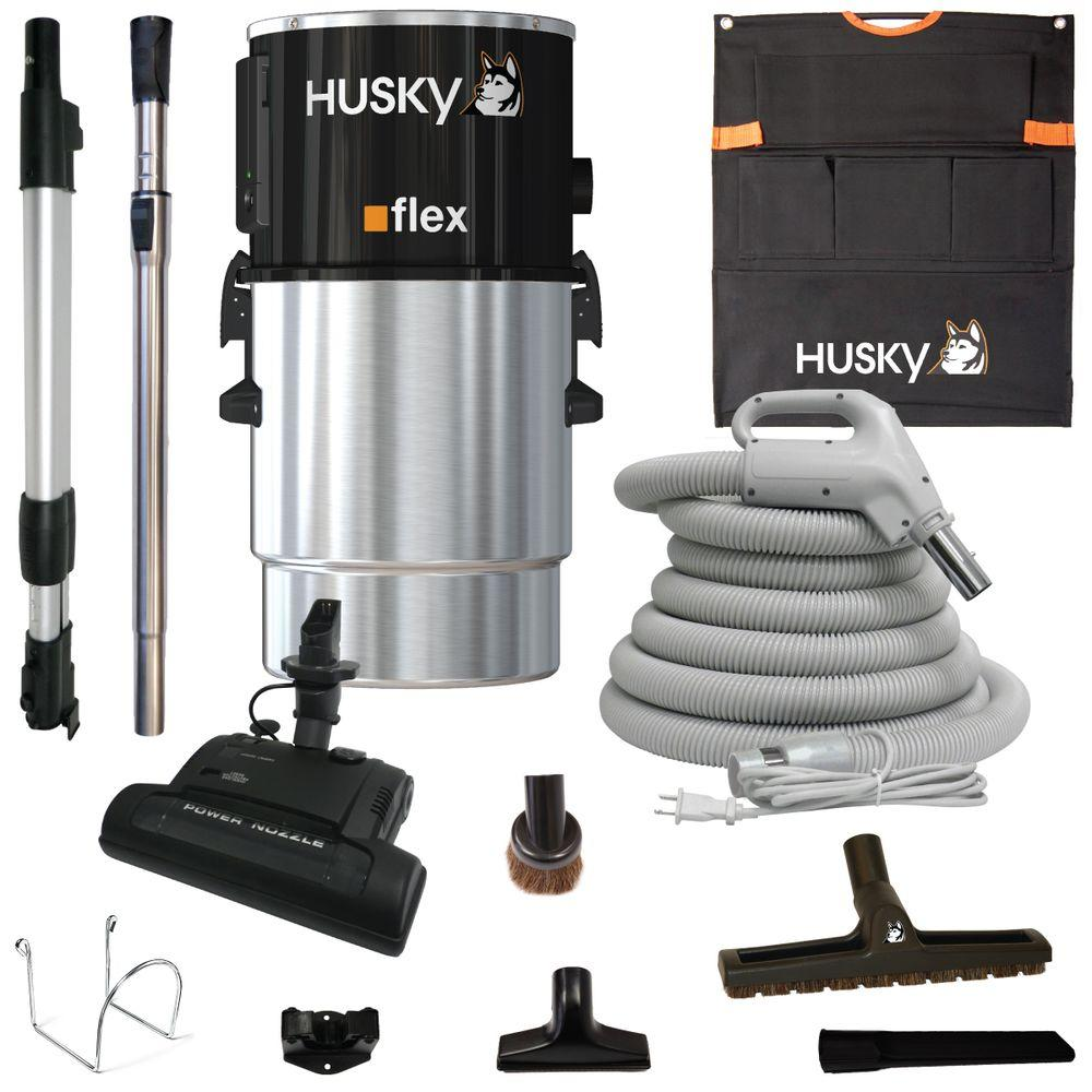 Husky-Flex-Central-Vacuum-Review