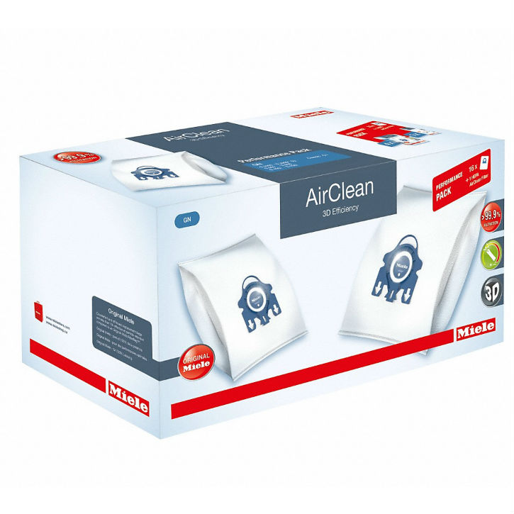 Miele-GN-AirClean-Vacuum-Bag-Pack-Kit