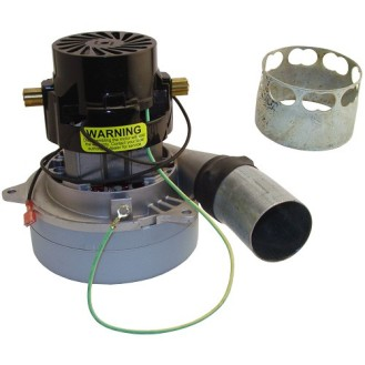 Central-Vacuum-Motor-Repair